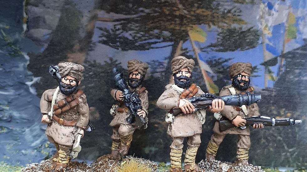 BC 15 Sikh Lewis Gunners
