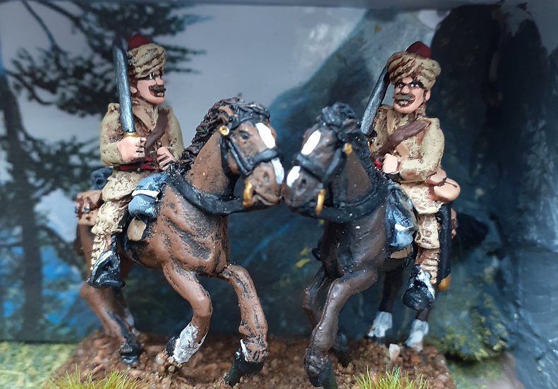 BC 27 Indian Cavalry