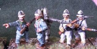 Battle Pack - Spanish Puerto Rico brigade
