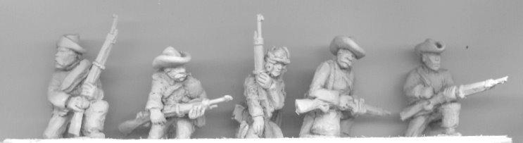 SAW34 Spanish / Cuban Sharp shooters.