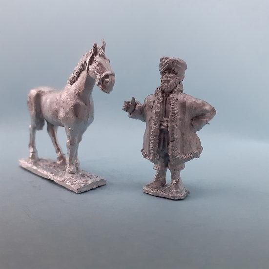 NWF 25 Horse trader