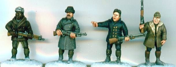 MP 02 Mounties in Cold