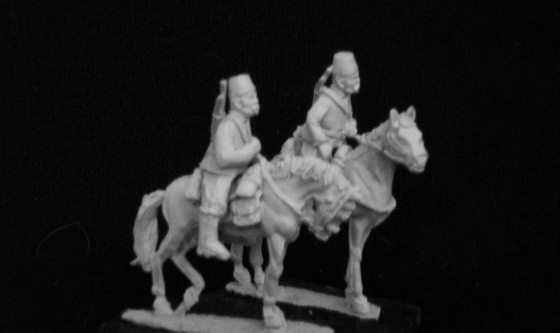 BWT08 Turkish Early / Reserve Cavalry