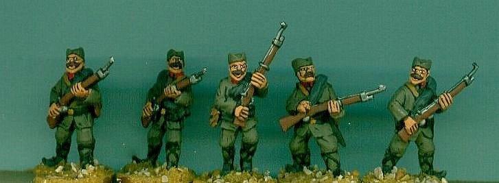BWS01 Serbian Infantry