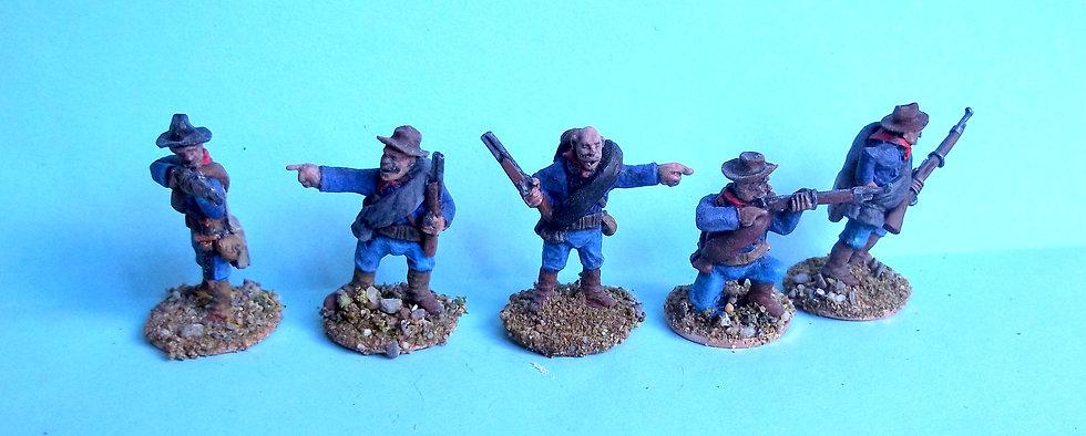 SAW5 U S Infantry