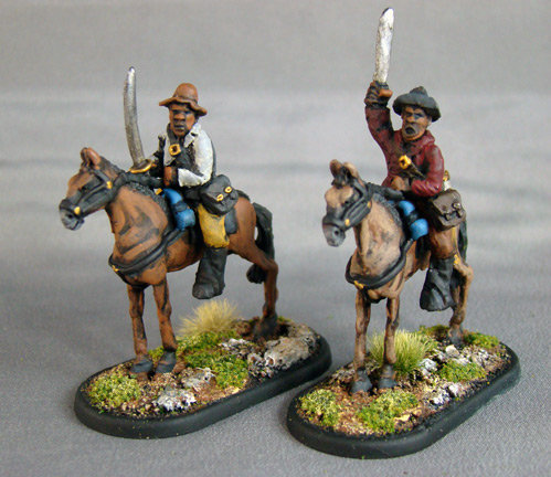 GC24 Mounted rebels