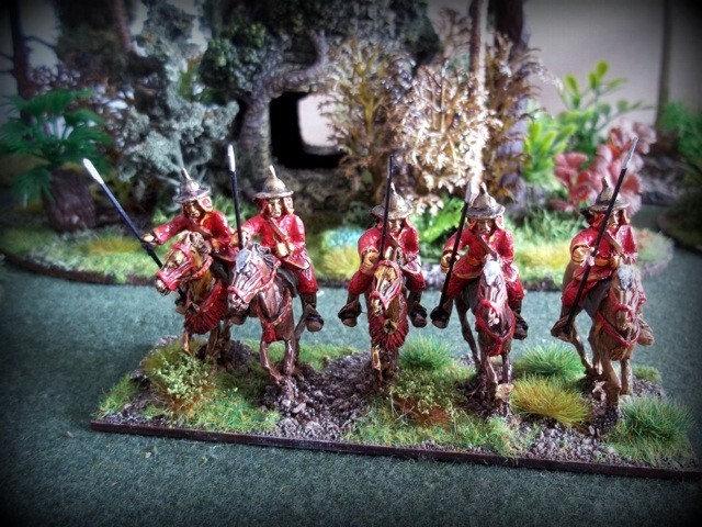 SE16 Regular cavalry in helmet