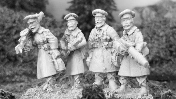 GNR 04 Russian Lewis gunners