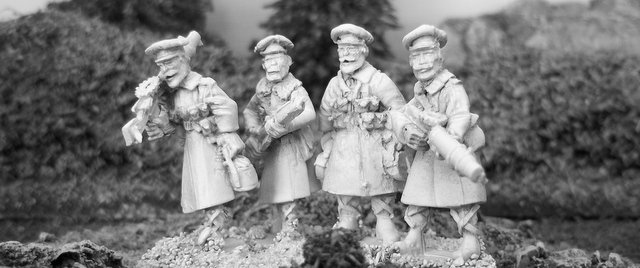 GNR 04 Russian Lewis gunners