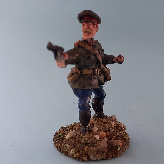 GNR 14  Commissar