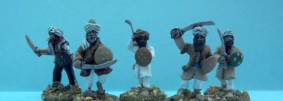 NWF 23 Tribal Swordsman