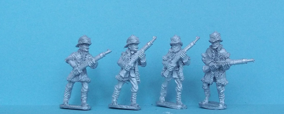 BC 08 British Infantry in Poshteen