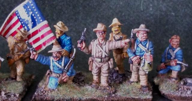 Battle pack - US Army San Juan Hill