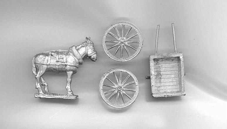 EX12 Mule cart