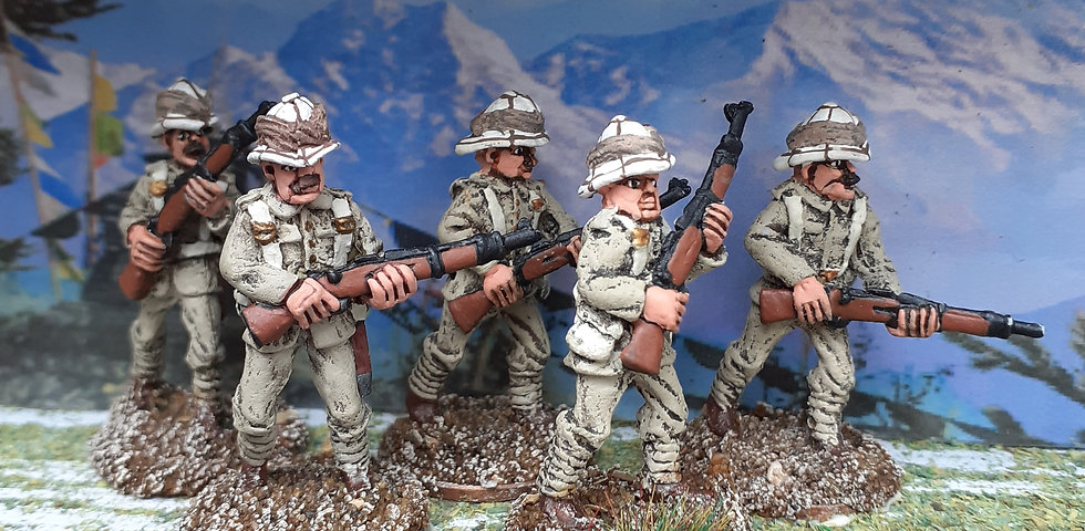BC 02 British Infantry