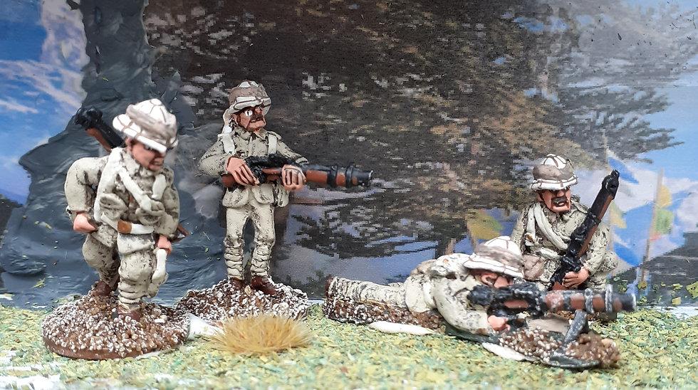 BC 05 British Lewis Gunners