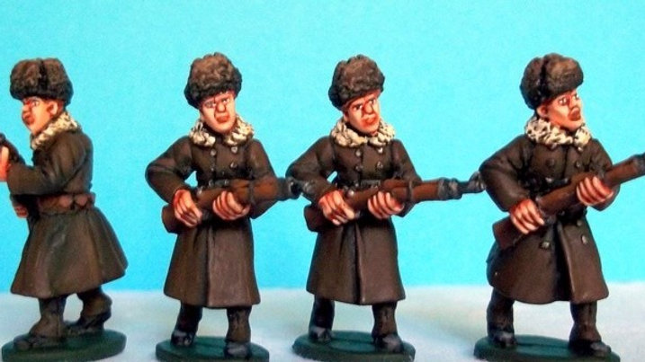 GNA 3 American Infantry