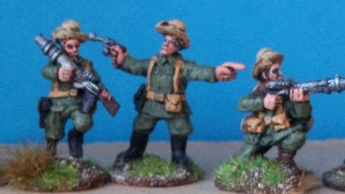 EJ 12 Lewis Gun  squad