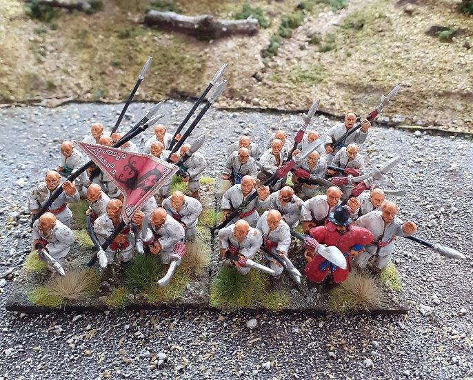 AH01 Warrior Monks