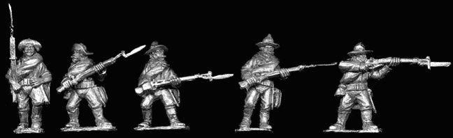 SAW4 U S Infantry