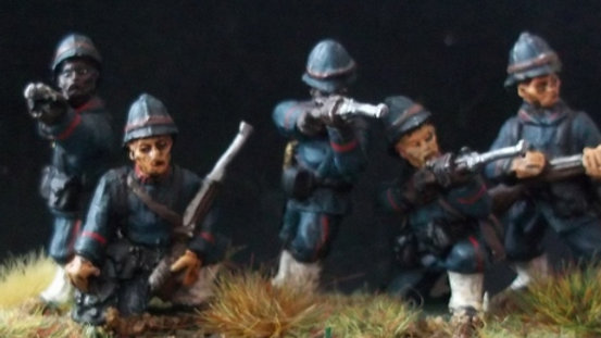 EJ 09 Early KNIL Infantry