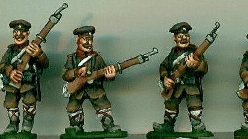 BWB01 Bulgarian Infantry