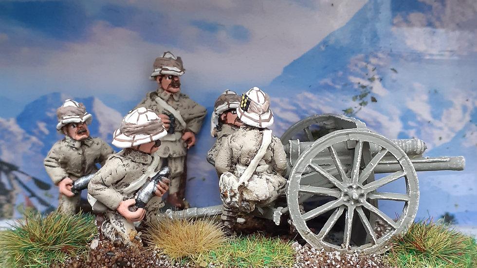 BC 09 British 18pdr Gun Set