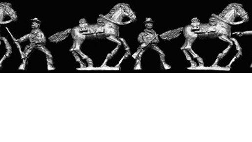SWA18 Mounted U S Cavalry