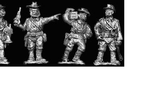 SAW5a U S Infantry Command