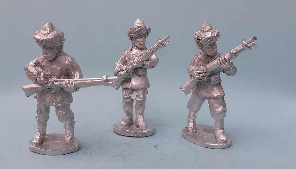 NWF 03 Irregular/ Militia Infantry