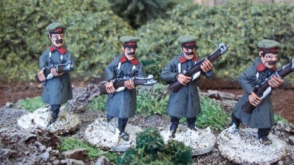 GNR 02 Russian Infantry