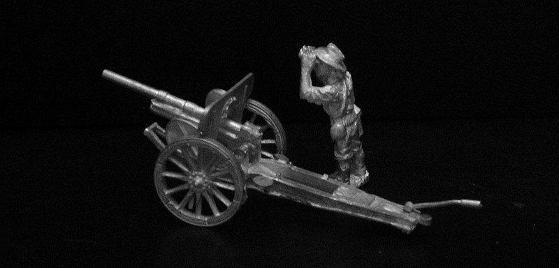 EX09 FK 16 Field Gun