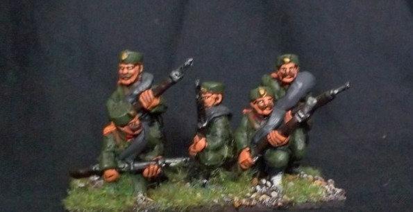 BWM01 Montenegrin Infantry