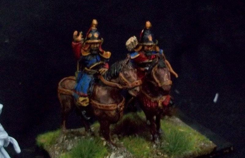 AH23 Mounted Command