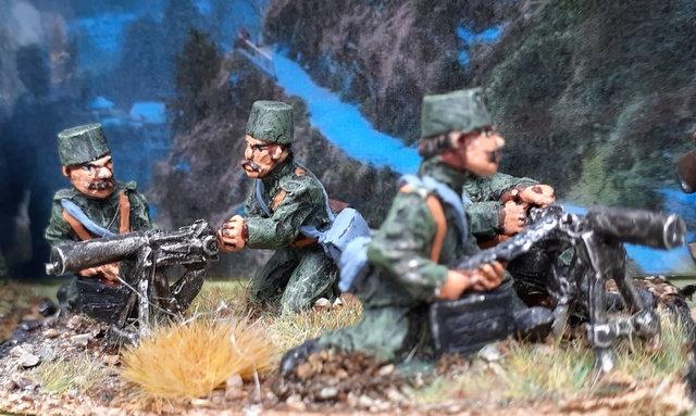 BWT07 Turkish Machine gunners