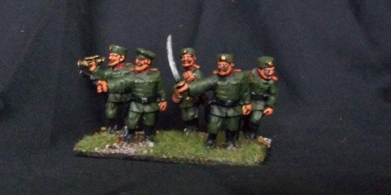 BWM03 Regular Infantry Command