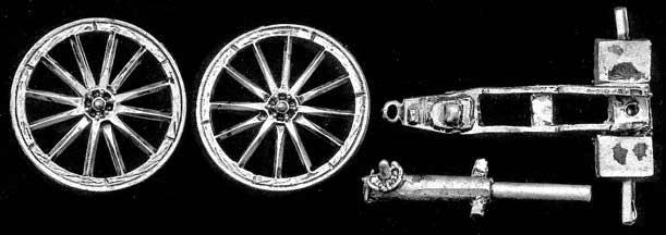 EX13 Krupp 75mm Gun