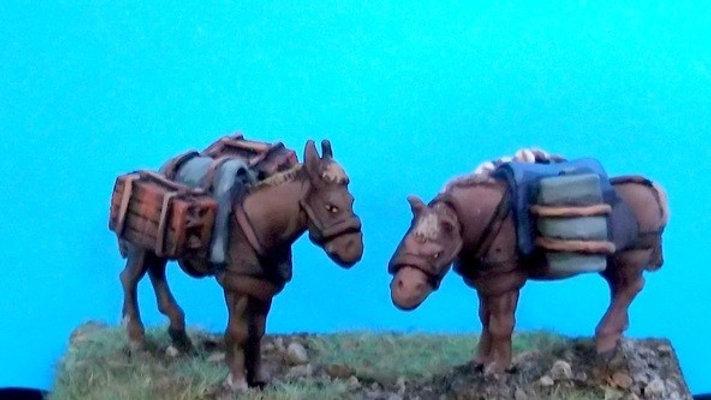 PM3 Pack mule set 3