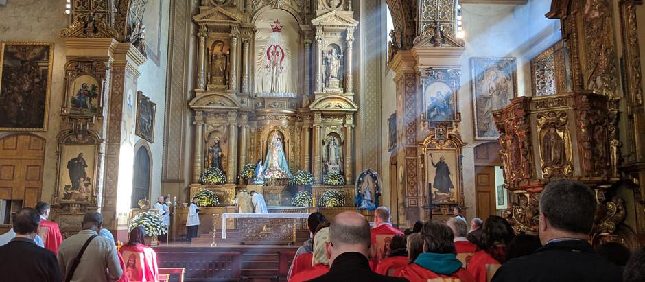 2020 Quito pilgrimage is coming...