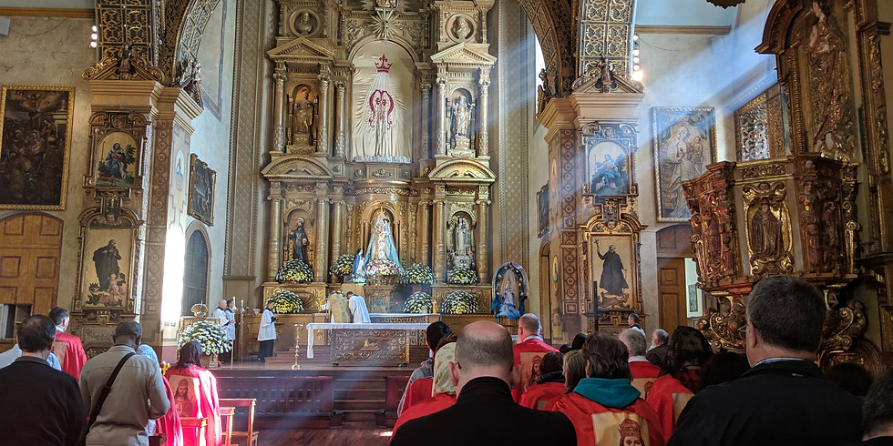Quito Pilgrimage 2020