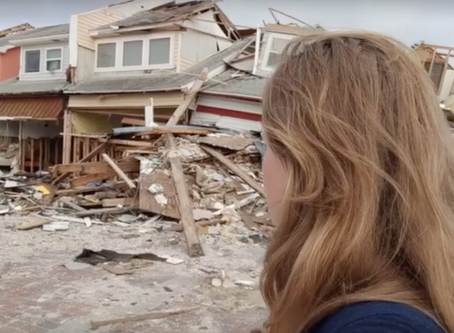 Hurricane Michael's story WILL BE told!