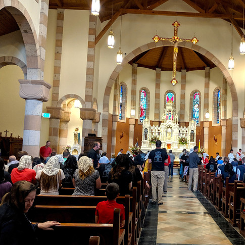 St Isidore Church is magnificent