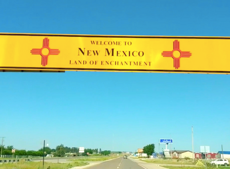 Why is New Mexico called the land of enchantment?