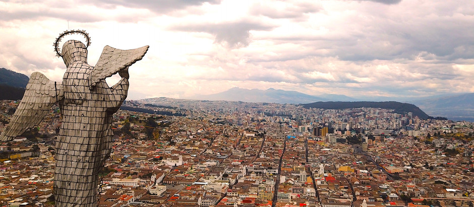 Quito; A pious, yet mischievous city - BE AWARE!