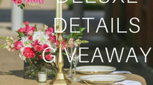 Deluxe Details Collection Giveaway