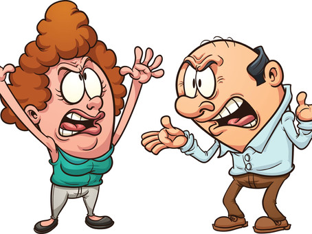 EP 57 - Ever have an argument with your spouse that didn't actually happen?