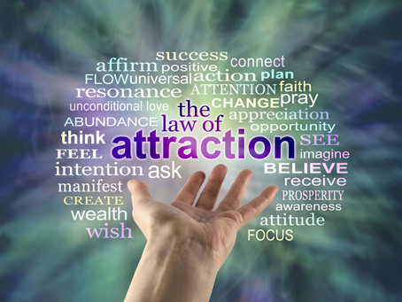EP: 43 The law of attraction, karma, and relationships