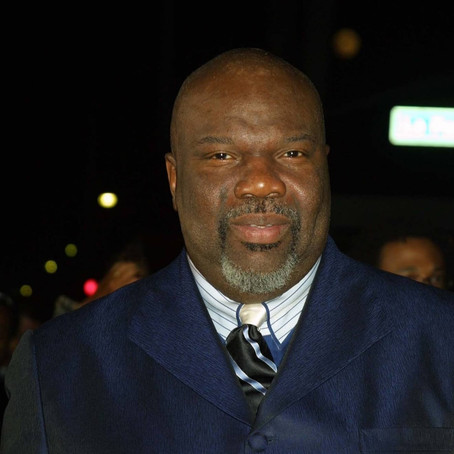 EP 67 - Bishop T.D. Jakes - Healthy relationships are earned & fought for NOT given