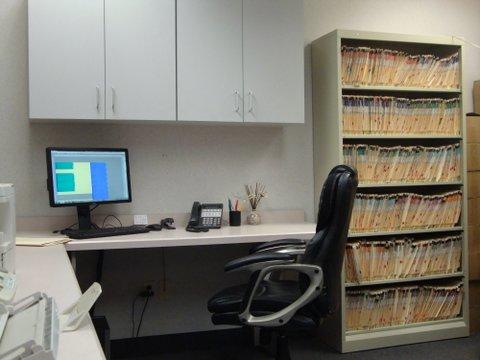 Admin. Office