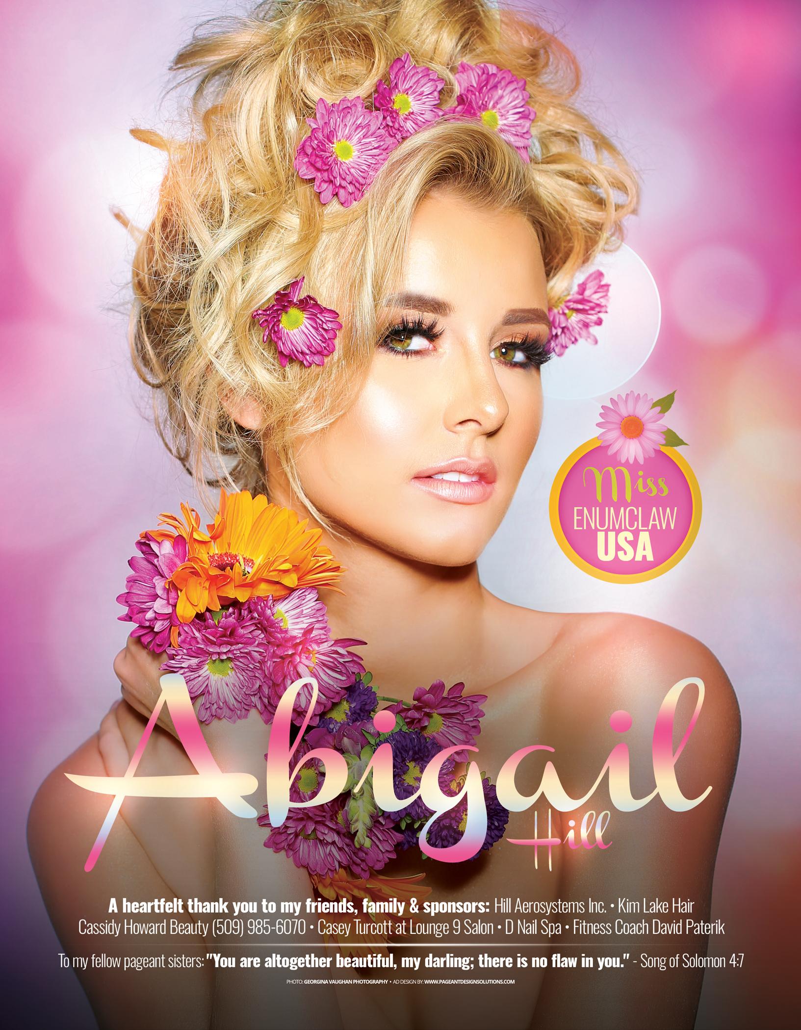 Hill, Abigail AD